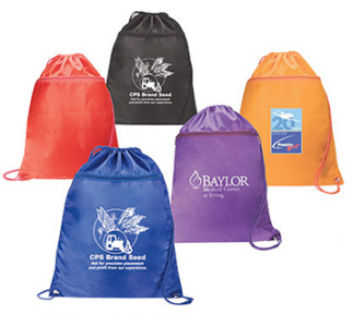 Personalized Cinch Sacks & Custom Printed Cinch Sacks