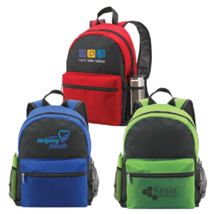 Personalized Backpacks & Custom Logo Backpacks