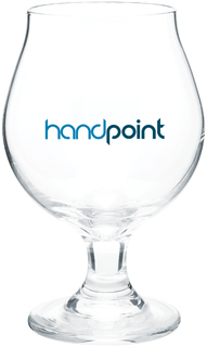 Personalized Belgian Glasses & Custom Printed Belgian Glasses