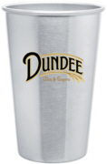 Personalized Stainless Steel Pints & Custom Logo Stainless Steel Pints
