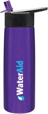 Personalized Stainless Steel Bottles & Custom Printed Stainless Steel Bottles