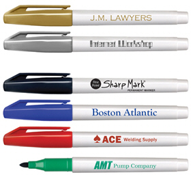 Personalized Permanent Markers & Custom Printed Permanent Markers