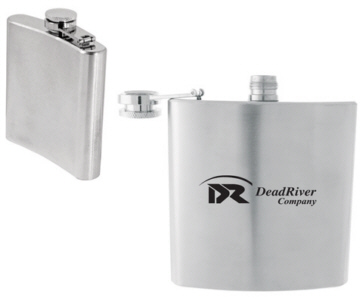 Personalized Stainless Steel Flasks & Custom Printed Stainless Steel Flasks