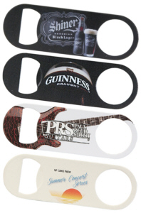 Personalized Bottle Openers & Custom Logo Bottle Openers