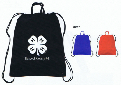 Personalized Drawstring Backpacks & Custom Printed Drawstring Backpacks