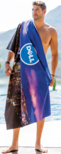 Personalized Beach Towels & Custom Logo Beach Towels