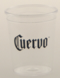 Personalized Plastic Shot Glasses & Custom Printed 2 oz Plastic Shot Glass