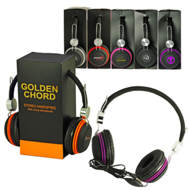 Personalized Headphones & Custom Logo Headphones
