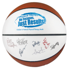 Personalized Basketballs & Custom Printed Signature Basketballs