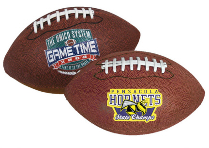 Personalized Footballs & Custom Logo Synthetic Leather Footballs