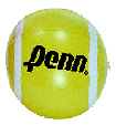 Personalized Inflatable Tennis Balls & Custom Printed Inflatable Tennis Balls