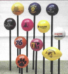 Personalized Antenna Balls - Custom Printed Antenna Balls