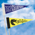 Personalized Pennants & Custom Printed Pennants