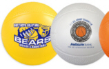 Personalized Vinyl Basketballs & Custom Printed Vinyl Basketballs