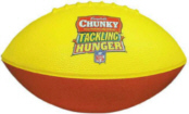 Personalized Nerf Footballs & Custom Printed Nerf Footballs