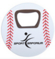 Personalized Baseball Bottle Openers & Custom Printed Baseball Bottle Openers