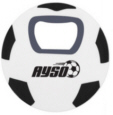 Personalized Soccer Ball Bottle Openers & Custom Printed Soccer Ball Bottle Openers
