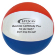 Personalized Beach Balls- Custom Printed Beach Balls