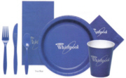 Personalized Paper Plates & Cups - Custom Printed Paper Plates & Cups