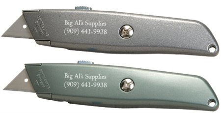 Personalized Utility Knives & Custom Logo Utility Knives