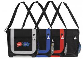 Personalized Messenger Bags & Custom Printed Messenger Bags