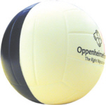 Personalized Mini Nerf Foam Volleyballs & Custom Logo Mini Nerf Foam Volleyballs