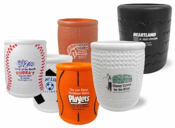 Personalized Can Coolies & Custom Logo Sport Can Coolies