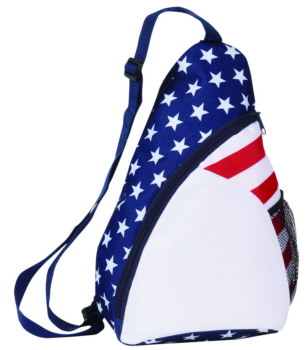 Personalized Sling Backpacks & Custom Logo Sling Backpacks