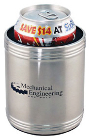 Personalized Stainless Steel Can Coolie & Custom Logo Stainless Steel Can Coolie