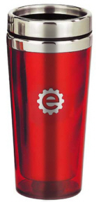 Personalized Travel Mugs & Custom Logo Steel Travel Mugs