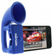 Personalized iPhone Megaphone Speakers & Custom Printed iPhone Megaphone Speakers