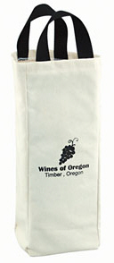 Personalized Wine Totes & Custom Printed Wine Totes
