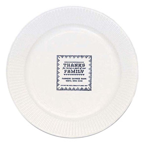 sc 1 st  Promotional Products & Personalized Paper Plates \u0026 Custom Printed Paper Plates