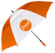 Personalized Typhoon Tamer Alternating Golf Umbrellas & Custom Logo Typhoon Tamer Alternating Golf Umbrellas