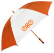 Personalized Vented Paramount Golf Umbrellas & Custom Logo Vented Paramount Golf Umbrellas